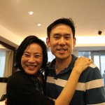 Janet Yang with Daniel Hsia